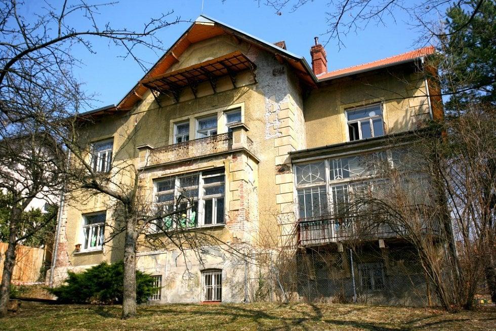 Arnoldova vila v Brně se dočká opravy za desítky milionů. Město na ni dostalo dotaci