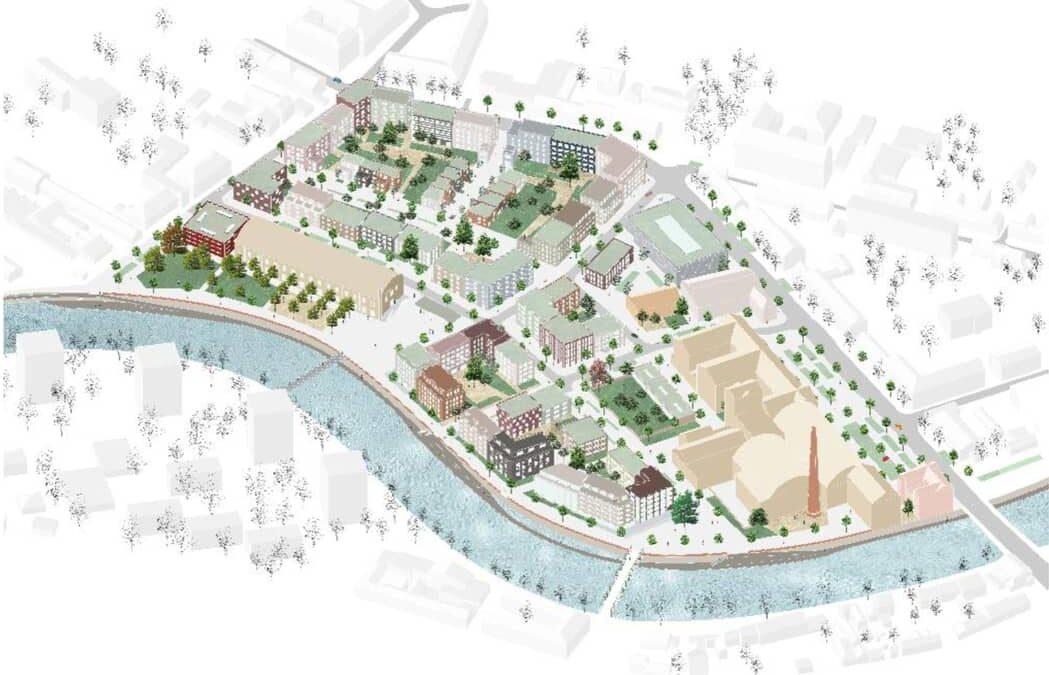 První návrhy na proměnu Břeclavi. Z bývalého cukrovaru bude polyfunkční čtvrť
