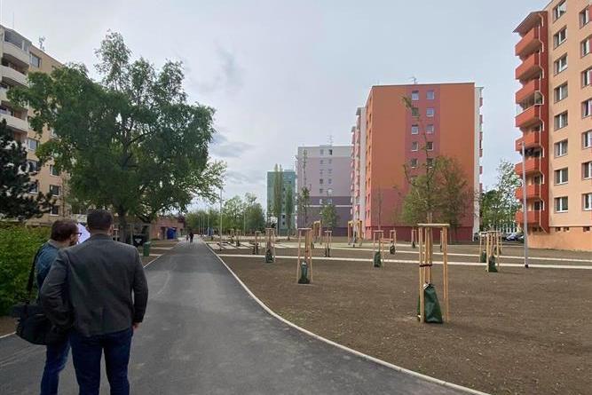 Moderní Znojmo. Město dalo novou podobu sídlišti ze 70. let