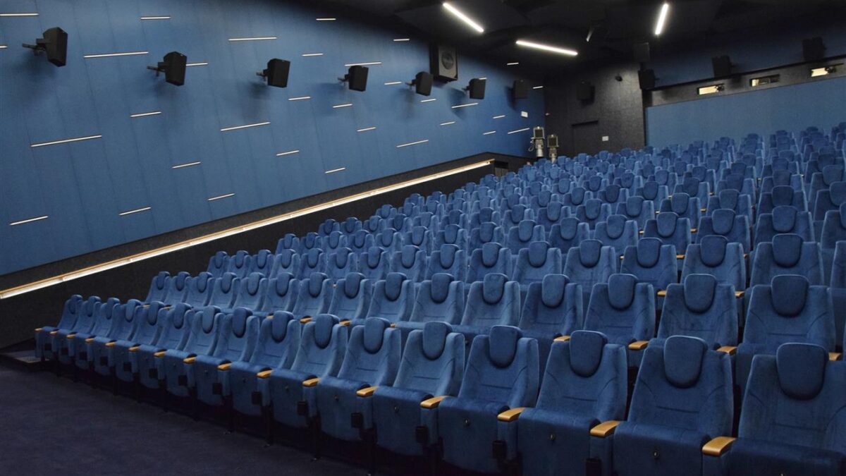 FOTO: Hodonínské kino Svět otevírá v novém a luxusnějším kabátu