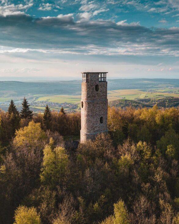 Rozhledna Brdo - Jakub Machala