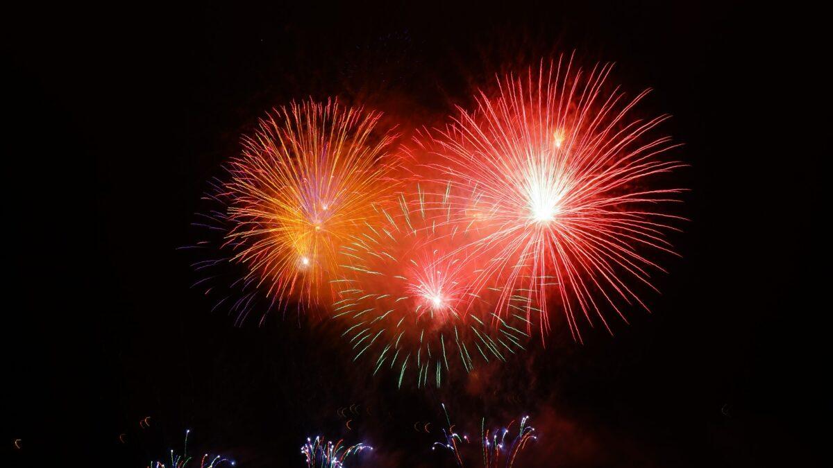 Velký ohňostroj o víkendu rozzáří oblohu nad Brnem