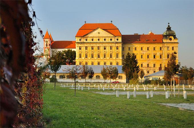 Loucký klášter u Znojma
