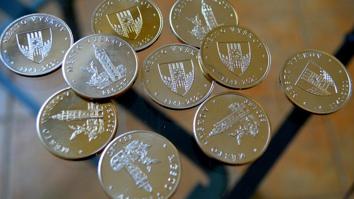 Vyškov slaví 880 let. Nabízí pamětní mince i fotografickou soutěž