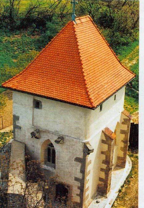 Kostel sv.Jana Křtitele Kurdějov