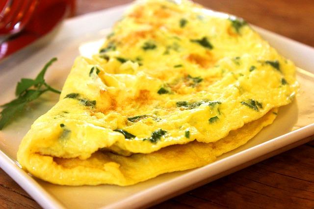 Skvělý recept na snídani – Omeleta jak ji neznáte!