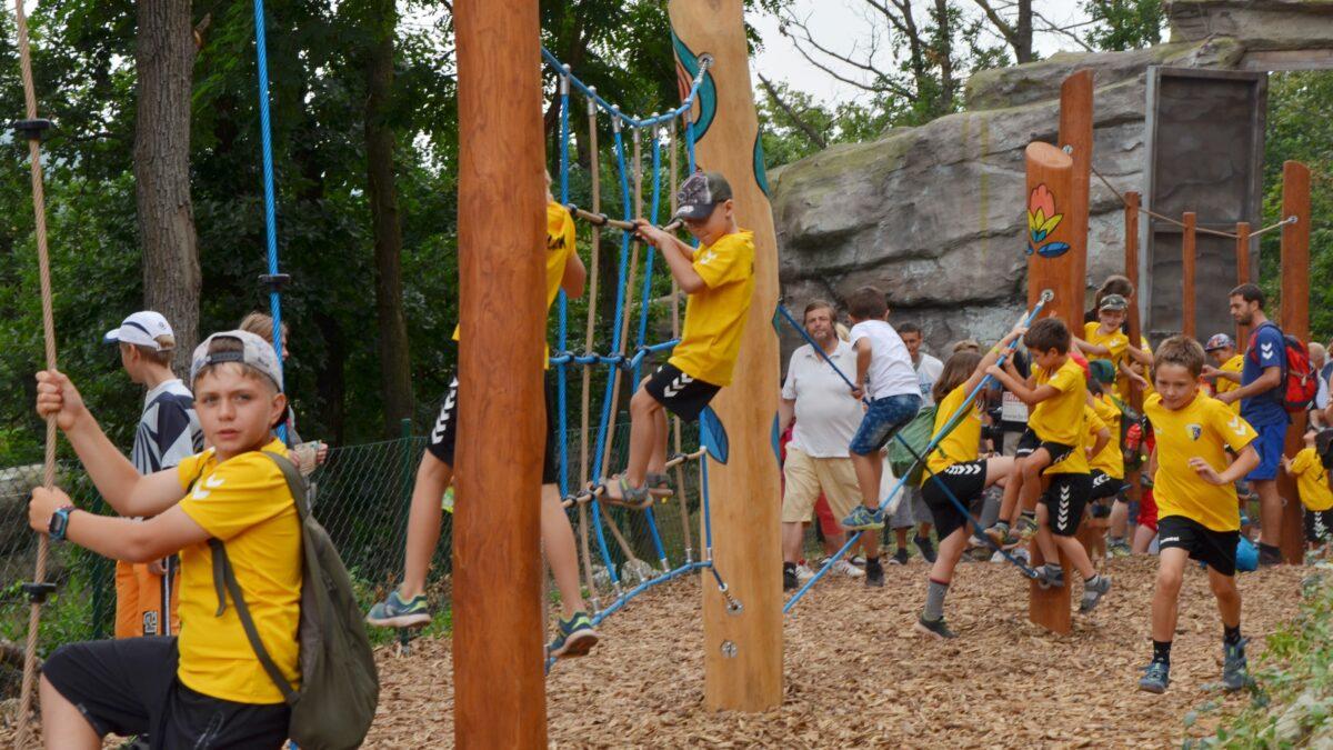 Zoo Brno láká na opičí dráhu pro děti i lávku v korunách stromů