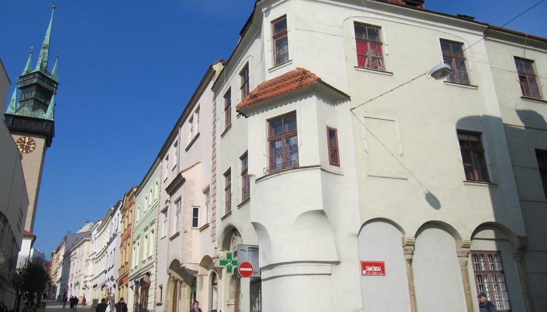 Historický dům Budčických ve Znojmě se možná promění v muzeum