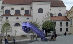 3. místo: akad. sochař Martin Zet a Ing. arch. Adam Zet