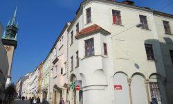 Dům Budčických ve Znojmě. Foto: Město Znojmo