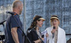 Kollerfest zahájil letošní ročník Hudby na vinicích