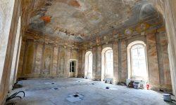 Rekonstrukce sálu Rady města Brna. Foto: Marie Schmerková
