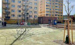 Nová podoba vnitrobloku ve Znojmě. Foto: Město Znojmo