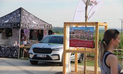 Tomáš Klus v srdci vinic. Foto: ILJM/TK